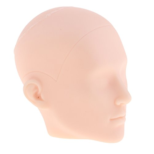 1/6 Male BJD Head Carving Sculpt Toy for Ball Joint Doll MSD #A