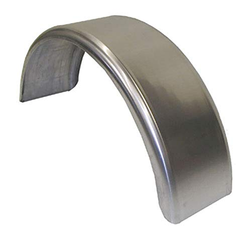 Shipshape Round Trailer Fender for 8'' Tires