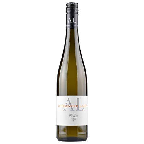 Weingut Alexander Laible Riesling QbA 2017 Weißwein trocken (1 x 0,75l)