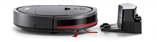 Vileda VR 201 PetPro Saugroboter (optimiert für Tierhaare, 90 Minuten Laufzeit), Kunststoff, dunkelgrau, 32 x 8 cm - 4