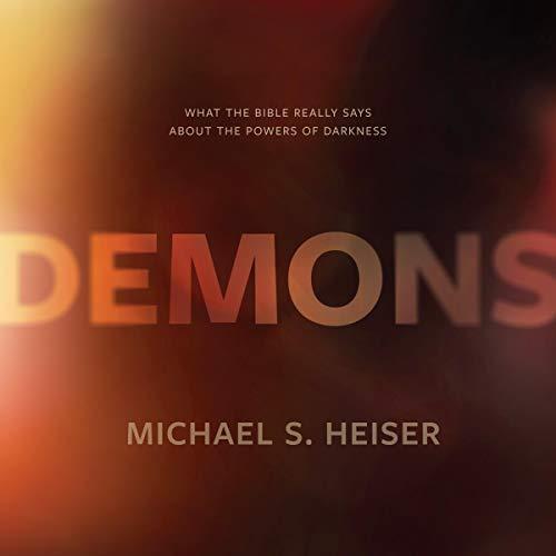 Demons Audiobook By Michael S. Heiser cover art
