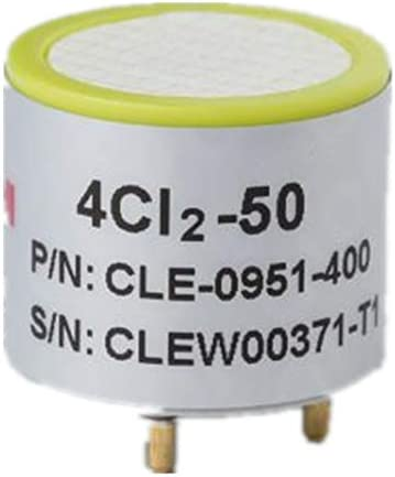Max 90% OFF 4-CL2-50 Chlorine Brand new Cl2 SS CLE-0951-400 Gas Sensor 0-50ppm