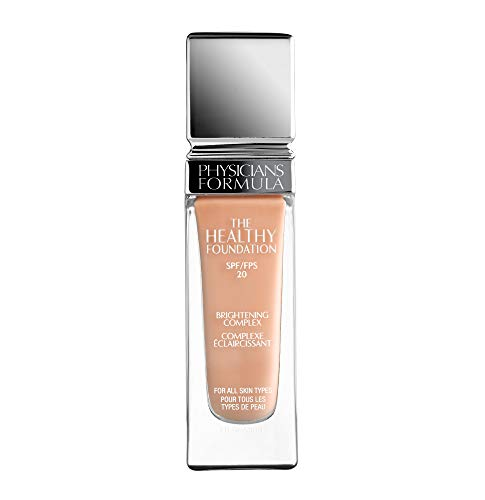 Physicians Formula - THE HEALTHY FOUNDATION, SPF 20, LC1-Light Cool 1, 30 ml