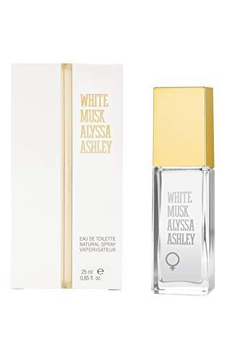 Alyssa ashley musk white eau de toilette 25ml vapo.