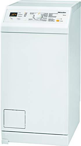 Miele WW 670 WPM Toplader Waschmaschine / 6 kg Schontrommel / autom. Trommelpositionierung und -arretierung / Fahrrahmen / Startvorwahl / Waterproof-Metal / 1200 U/min [Energieklasse C]