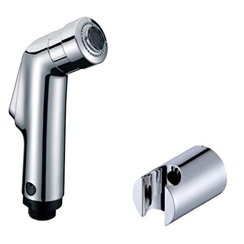 UZSYLE Zwei Funktionen Bidet Hand Tragbare Bidet Sprayer Shattaf Toilette Dusche Spray Set Ass Schwanz Anal Reinigung Dusche Abdeckung Muslim Wc Shattaf, B
