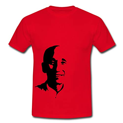 Wing Tsun Männer T-Shirt, L, Rot