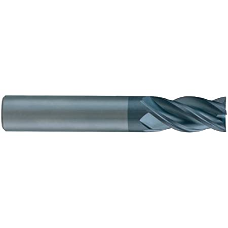 """Interstate 7//16/"""" x 3//8/"""" M42 Roughing /& Finishing End Mill QTY 2 10933006"""