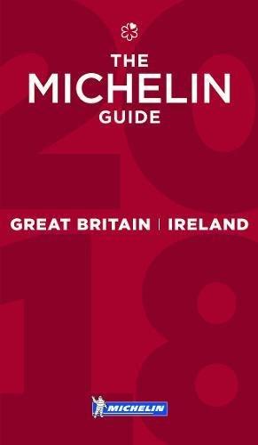 MICHELIN Guide Great Britain & Ireland 2018: Restaurants & Hotels (Michelin Guide/Michelin)