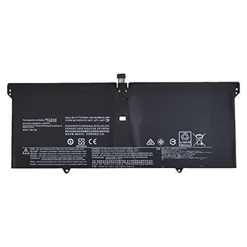 7XINbox L16M4P60 L16C4P61 batería Reemplazo para Lenovo Flex Pro-13IKB Yoga 920 920-13IKB Series 5B10N01565 5B10N17665 (7.68V 70Wh/9120mAh)