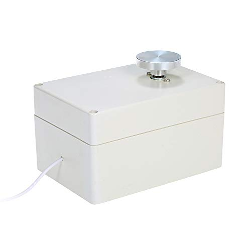 4.5cm Elektrische Töpferscheibe Maschine, Knopf stufenlose Geschwindigkeits Mini-USB-Keramik Räder Lehm Throwing Herstellung von Keramikmaschinen