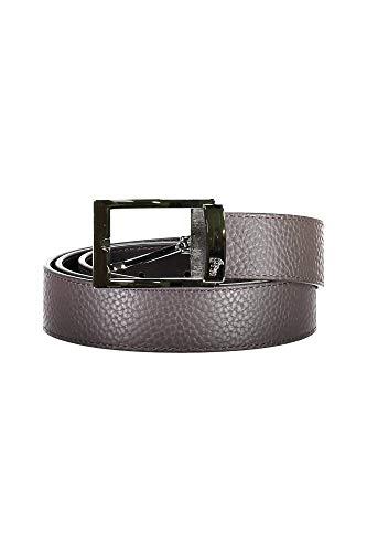 Versace V91178S - Cinturón de piel para hombre