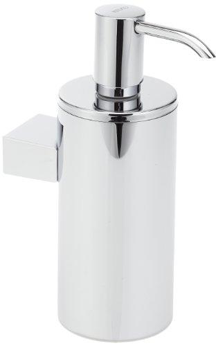 Keuco 14953010100 Plan Lotionspender Wandmodell mit Pumpe und Kunsstoffeinsatz verchromt