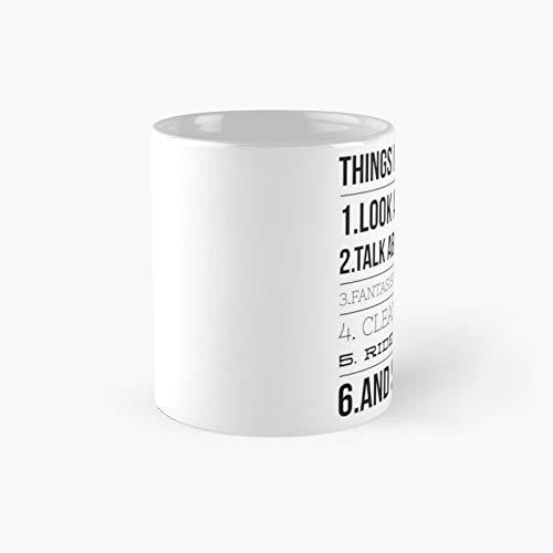 Bike Classic Mug | Best Gift Funny Coffee Mugs 11 Oz