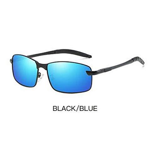 KCJKXC Gepolariseerde zonnebril voor mannen, rijden, polaroïden, mannenkleuren, zonnebril, dag nachtzicht, rijden, reizen en vrouwen