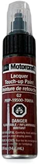 Genuine Ford Motorcraft Touch Up Paint 0.5oz Bottle Redfire Red Fire G2 Code