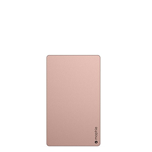 mophie 3566_PWRSTION-XXL-20K-RGLD Powerstation XXL External Battery for Universal Smartphones and Tablets (20,000mAh) - Rose Gold