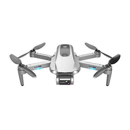 SODIAL K60 Pro GPS Drohne 6K 4K HD Zweiachsiger Kardanischer BüRstenloser Professioneller 5G WiFi FPV RC Quadrocopter 1,2 Flug