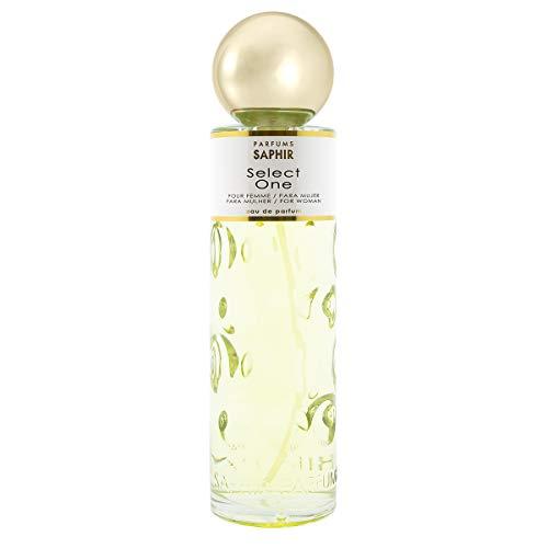 PARFUMS SAPHIR Select One - Eau de Parfum con vaporizador para Mujer XXL - 400 ml