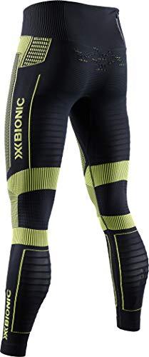 X-Bionic Effektor 4.0 Pantalon de course pour homme Opal Noir/effet vert Taille XXL 2019