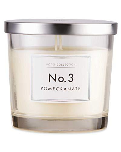 Aldi No3 - Vela aromática (aroma de granada)