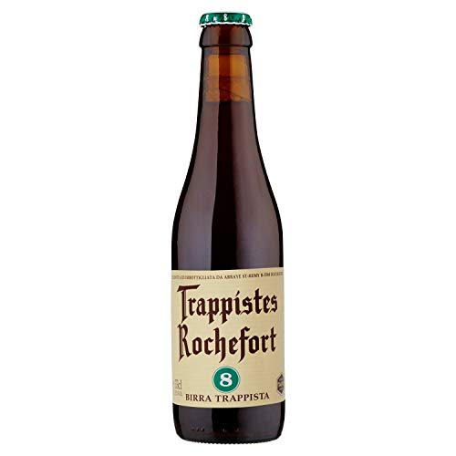 Rochefort 8 - Belgisches Trappistenbier 0,33l
