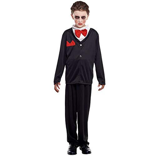 Disfraz Psicpata Trajeado Nio (5-6 aos) Halloween (+ Tallas)