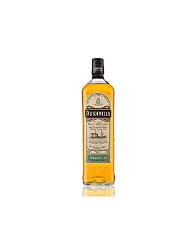 Bushmills Whisky Steamship Bourbon 40º + Estuche - 1000 ml