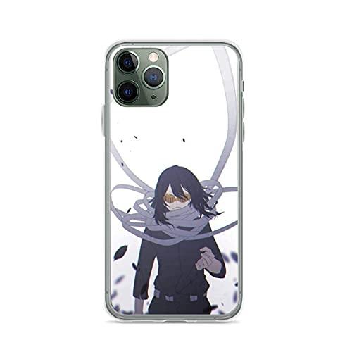 Costumbre Cajas del Teléfono Compatible con Samsung Xiaomi Shota Redmi Aizawa Ma My X3 Academia K30 The Note Hero 10 Pro 9 8 9A Accessories Scratch