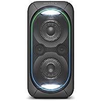 Sony GTK-XB60 - Sistema de Audio, Altavoz para Fiesta de Alta Potencia, Color Negro