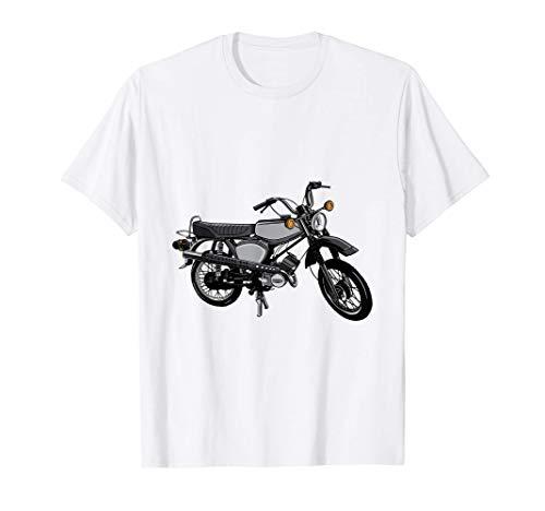 Simson S51 Moped DDR Suhl Zweitakt S-51 1:50 Motorrad 50 ccm T-Shirt
