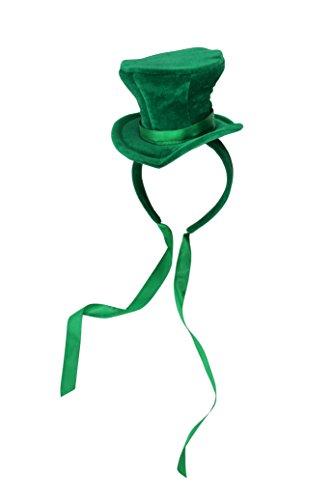 S'enfuir 193111 Vert Cocktail Top Hat Bandeau