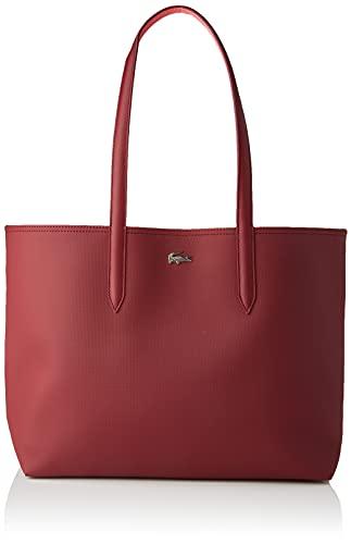 Lacoste NF2142AA, Shopping Bag Femme, Perylene Amaryllis, Taille Unique