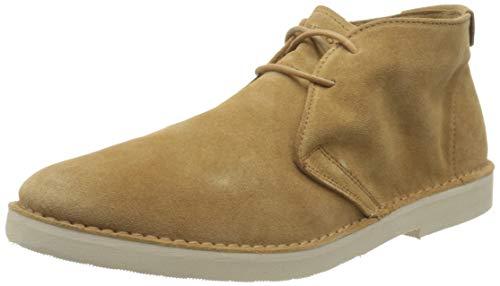 Marc O'Polo Herren 00225754001300 Chukka Boots, Braun (Dune 712), 44 EU
