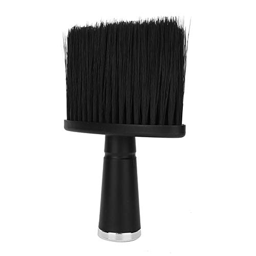 【𝐅𝐫𝐮𝐡𝐥𝐢𝐧𝐠 𝐕𝐞𝐫𝐤𝐚𝐮𝐟 𝐆𝐞𝐬𝐜𝐡𝐞𝐧𝐤】Bürste Haarentfernung Haarreinigung Haarkehrbürste Haarstaub Stylisten für Friseure(black)