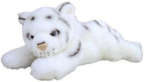 ventas directas de fábrica blancoa Laydown blanco Tiger 15 by Fiesta by by by Fiesta Toys  Mercancía de alta calidad y servicio conveniente y honesto.
