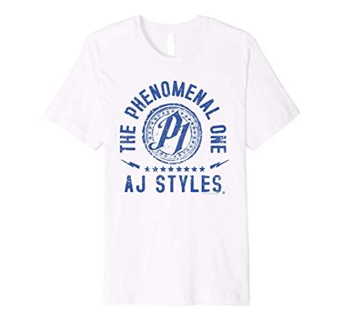 WWE AJ Styles Phenomenal Premium T-Shirt