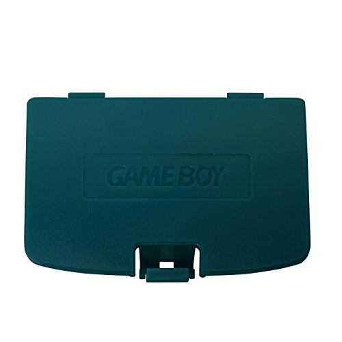 Timorn Ersatz Batteriedeckel Batterie Deckel für Gameboy Color GBC Konsole (Limette)