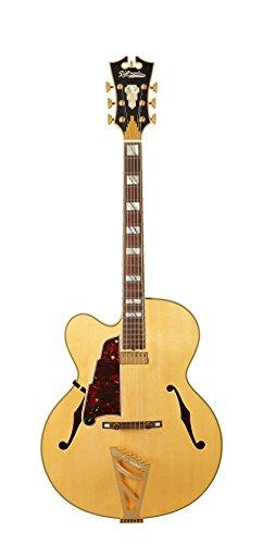 D'Angelico Excel EXL-1 Guitarra eléctrica de cuerpo hueco,