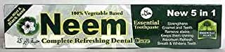 NEEM TOOTHPASTE 5 IN 1 (Pack of 3)