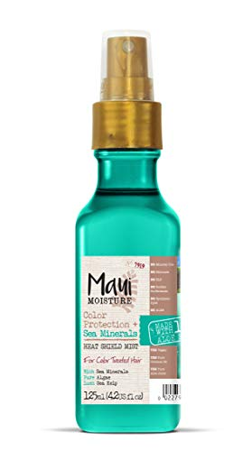 Maui Moisture Colour Protect + Sea Minerals Heat Shield Spray, 125 ml