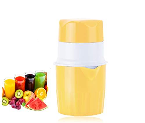 Wolfcam Exprimidor Exprimidor Manual Exprimidor Exprimidor Mano para Naranja Lemon Vino Uvas...