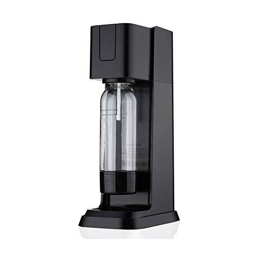 Coctelera, Cocktail Kit Soda Kit de Corriente de Arranque (Fabricante del Agua carbonatada) (Color : Black)