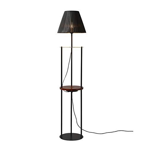 Lámpara LED pie, Fuente de luz LED Dormitorio de la Sala de Estar Simple Creatividad Moderna nórdica pie inalámbrico Nivel de energía de la luz de Lectura de protecció