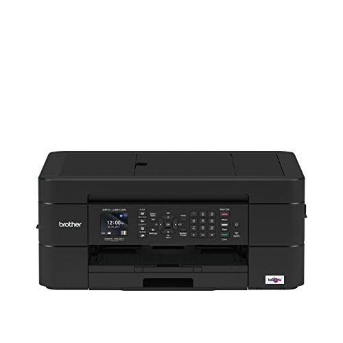 Brother MFC-J491DW - Equipo multifunción Tinta fax