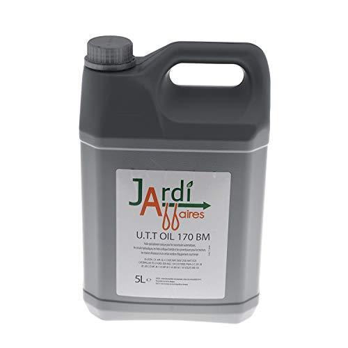 Jardiaffaires - Öl für Automatikgetriebe, UTT Oil 170 BM, 5-Liter-Kanister