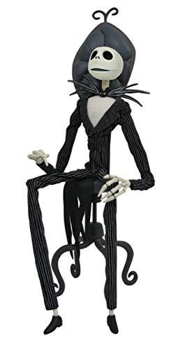 Diamond- Figura articuladad Select del Personaje Jack Skellington de la película Pesadilla Antes de Navidad Disney… 4