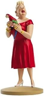 Moulinsart Collection Figurine Tintin Castafiore Parrot 13cm 42185 (2014)