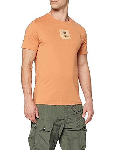 G-STAR RAW Mens D19895 T-Shirt, Light Paste 336-C425, XXL