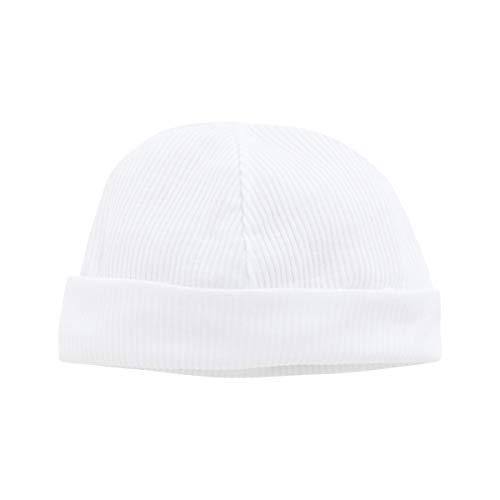 Cambrass – Bonnet Bébé Unisexe - Blanc - 12-18 Mois